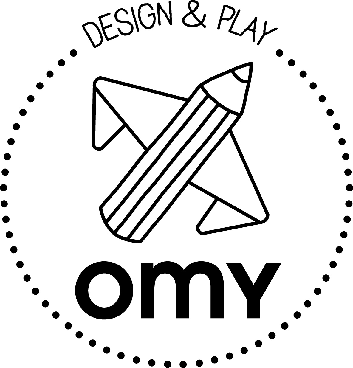 OMY - Kids Colouring Posters