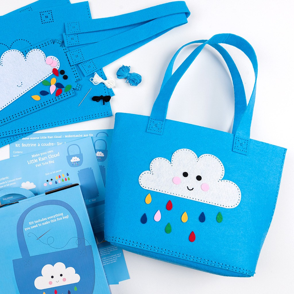 Buttonbag - Sewing Kits for Kids - Rex London
