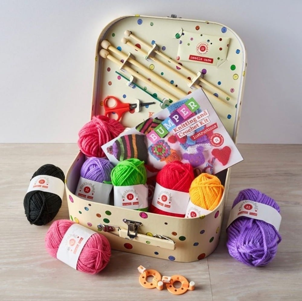 Childrens Knitting Kits