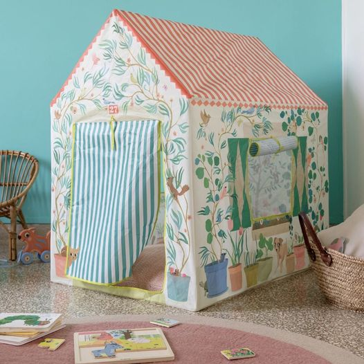 Tents, Dens & Teepees