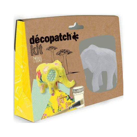 Decoupage and Decopatch