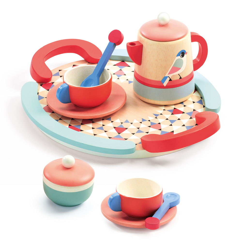 Djeco Kitchen and Play Food Toys