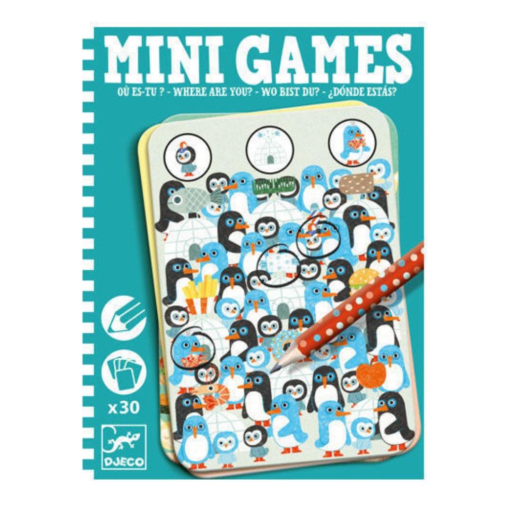 Djeco Mini Games