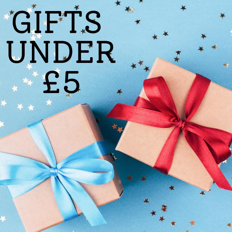 Presents under £5
