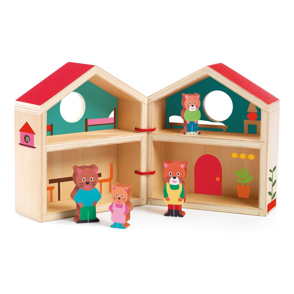Djeco Pre School Toys