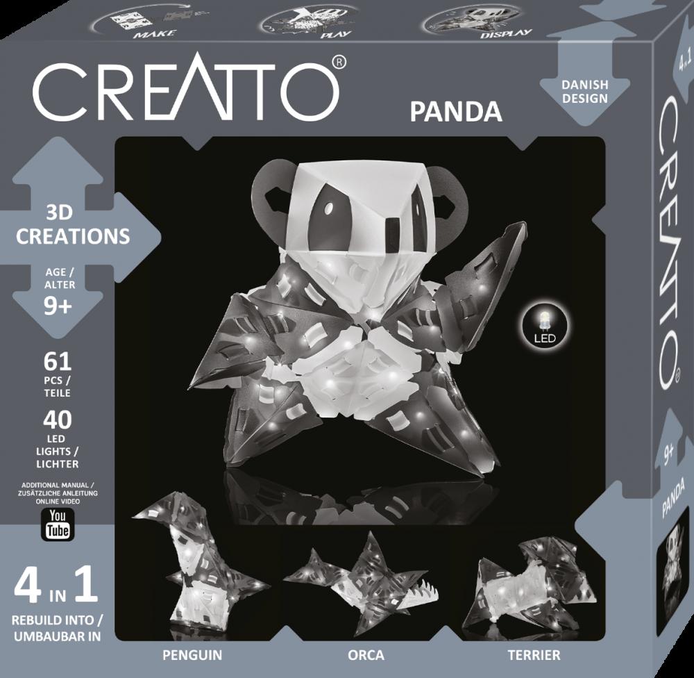 Creatto - Panda
