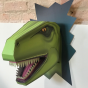 Build a Terrible T-Rex Head - Clockwork Soldier