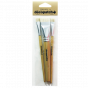 Decopatch Pack of 3 Brushes