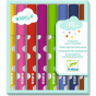 Djeco 8 Felt Tips For Little Ones