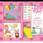 Djeco Create With Stickers - I Love Princesses