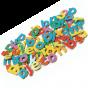 Djeco Magnetic's 83 Script Letters