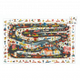 Djeco Observation Puzzle - Car Rally