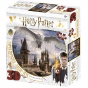 Harry Potter Super 3D Puzzle - Hogwarts and Hedwig 500 piece