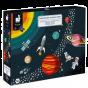 Janod Educational Puzzle - Solar System