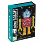 Memo Robots Card Game by Djeco