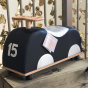 Moulin Roty Black and Silver Racing Car - save 25%