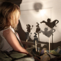 Moulin Roty Shadows Puppet Show - Enchanted Forest