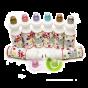 Scola Chubbie Paint Markers - 8 Metallic Colours