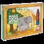Tiger Tribe Magic Painting World - Safari Adventure
