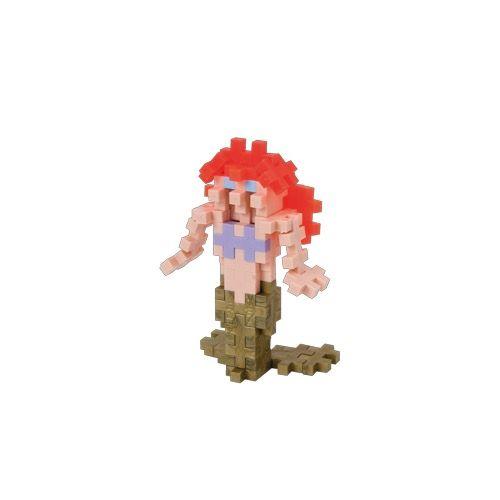 Plus-Plus Mini Maker Tube - Mermaid
