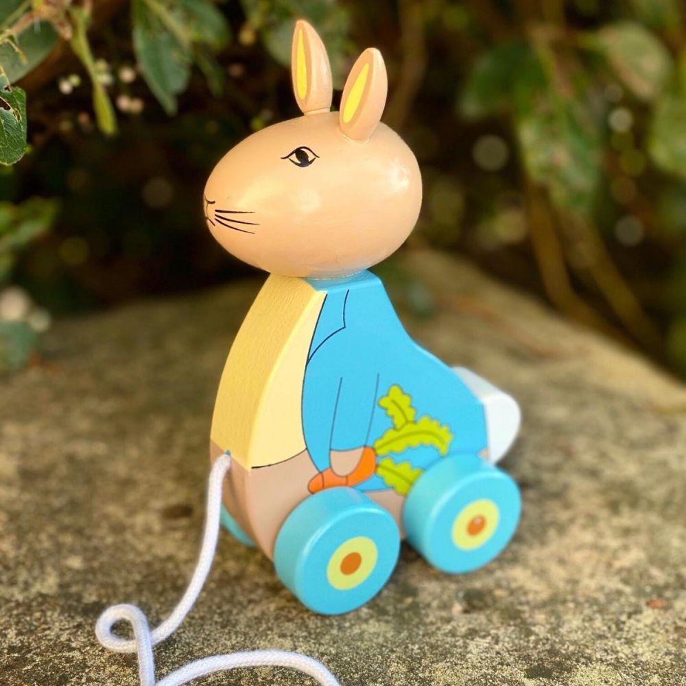 Pull Along Peter Rabbit