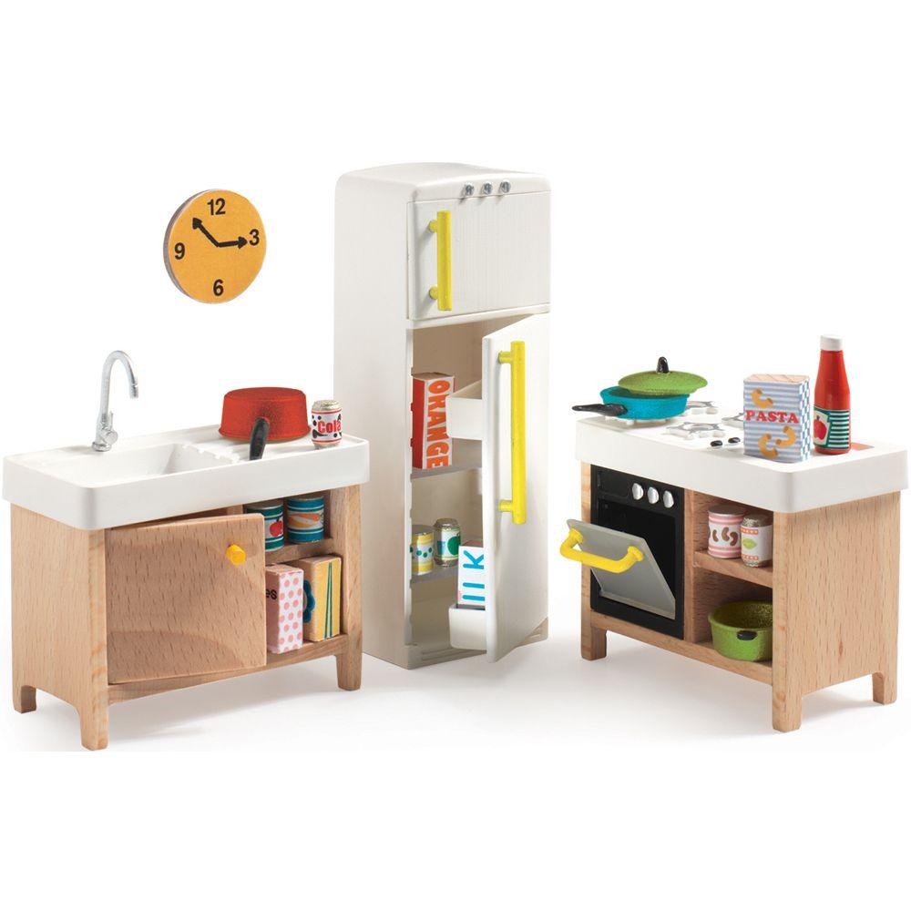 Djeco Petit Home - The Kitchen