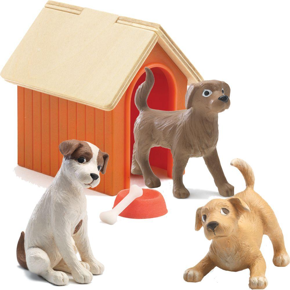 Djeco Petit Home - Dogs
