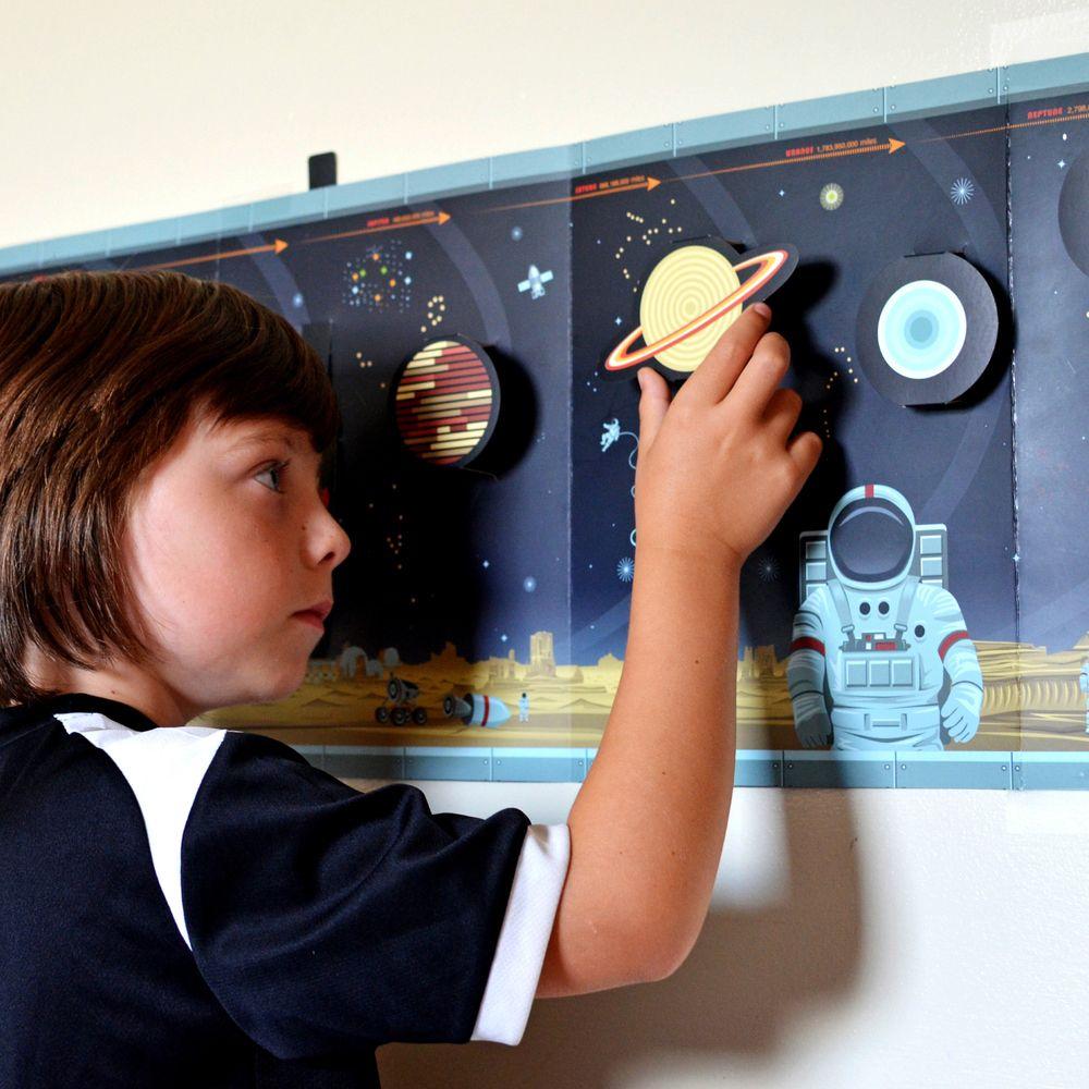 Clockwork Soldier Make Your Own Solar System