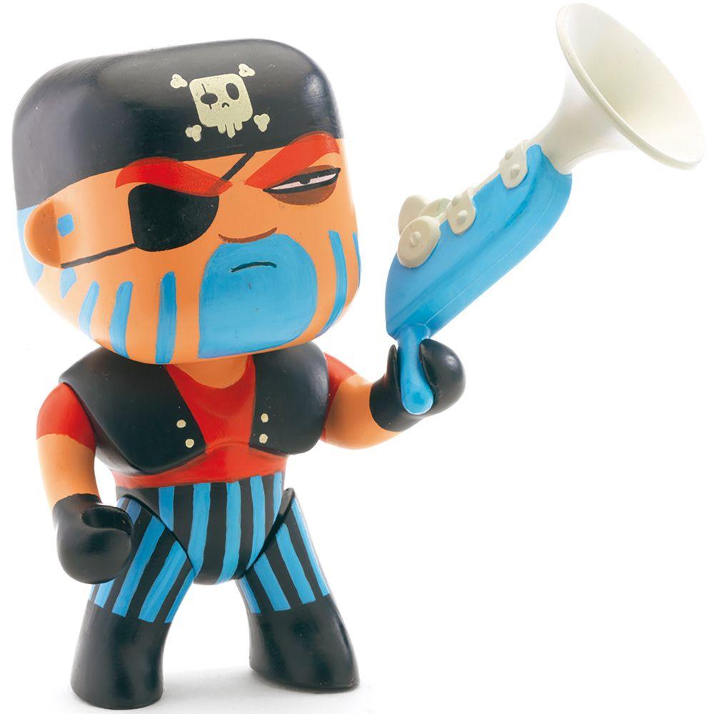 Djeco Arty Toys - Pirates Jack Skull