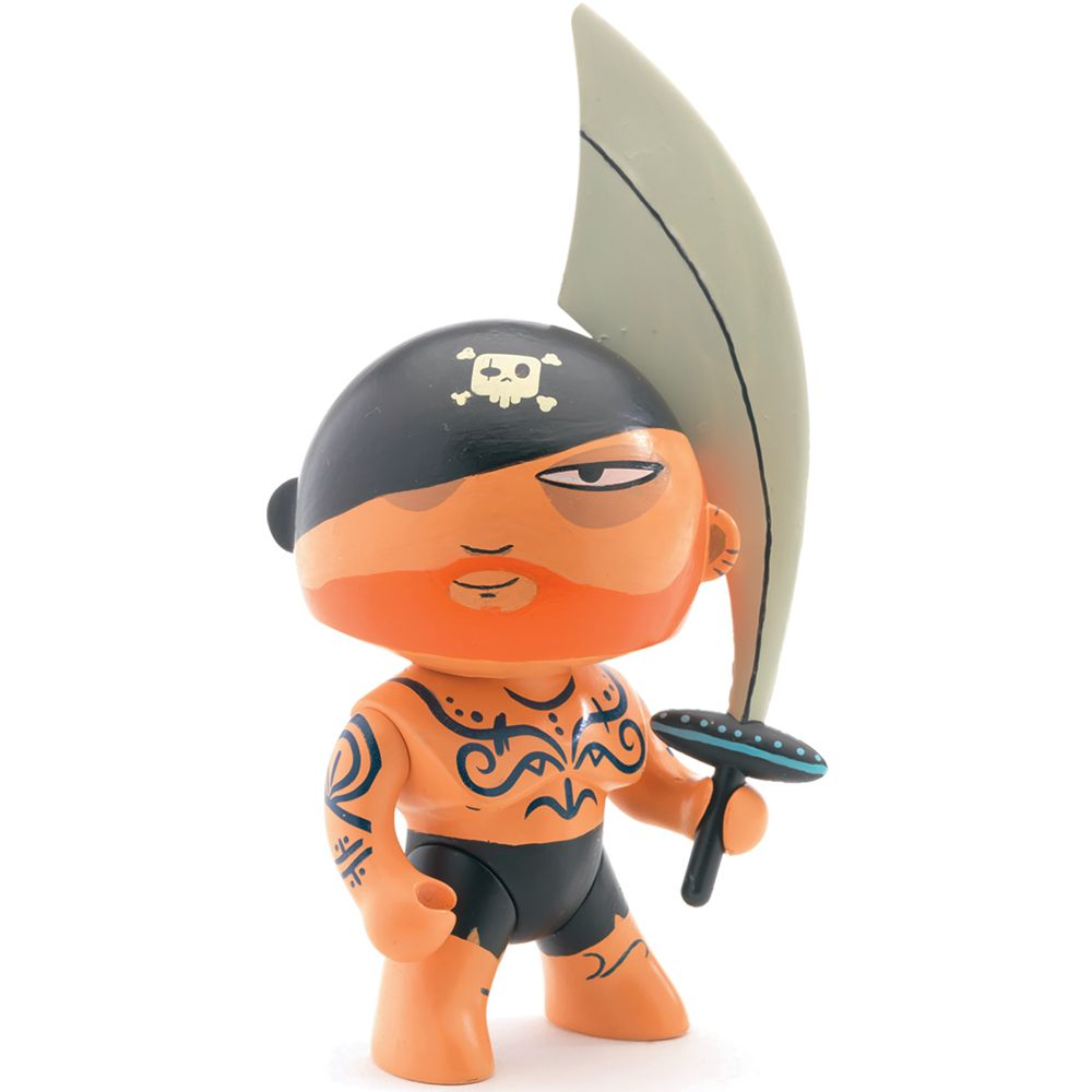 Djeco Arty Toys - Pirates Tatoo