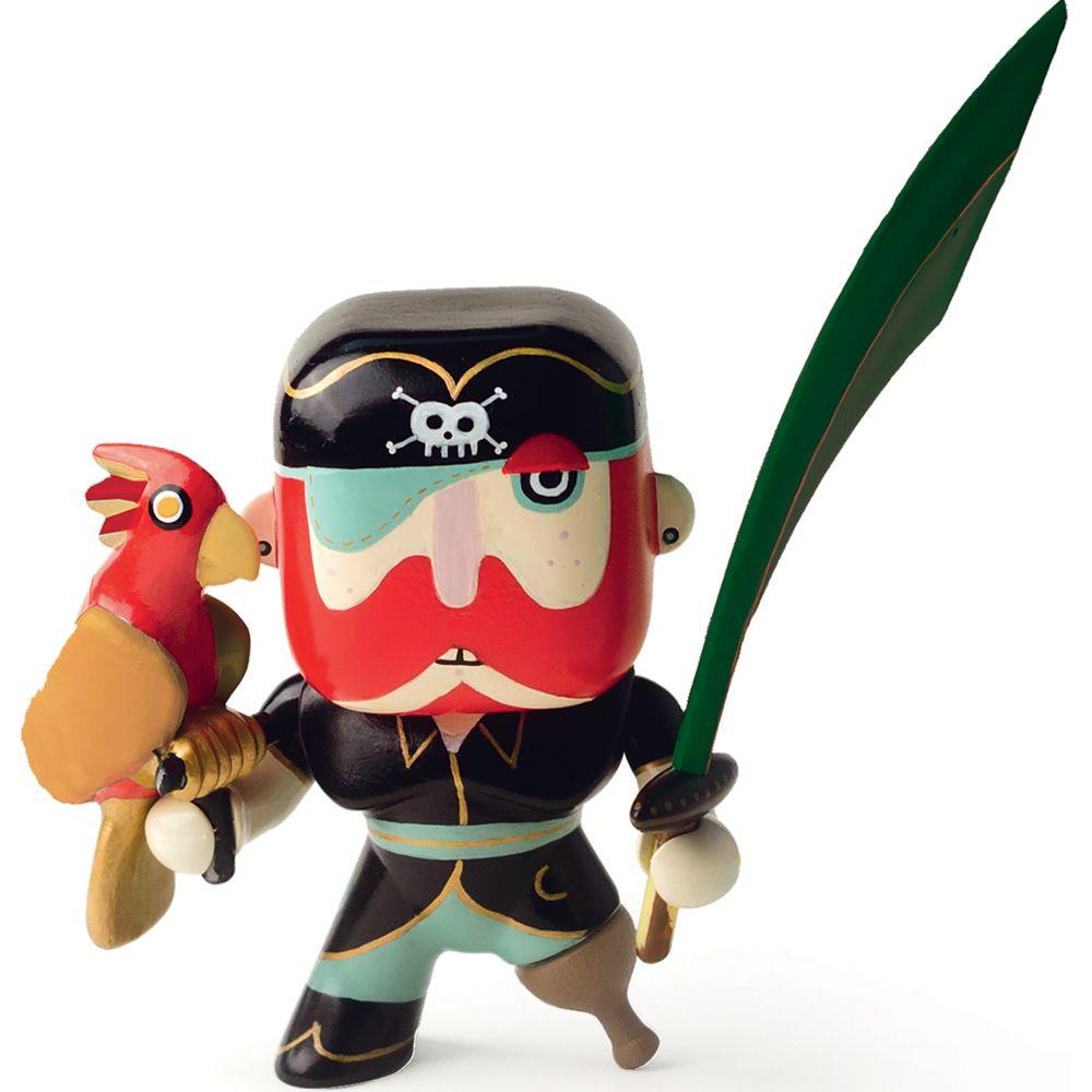 Djeco Arty Toys - Pirates Sam Parrot