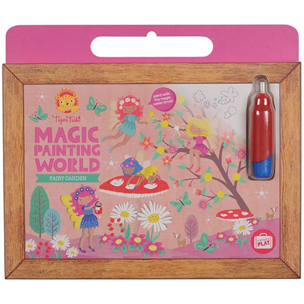 Magic Painting World - Fairy Garden