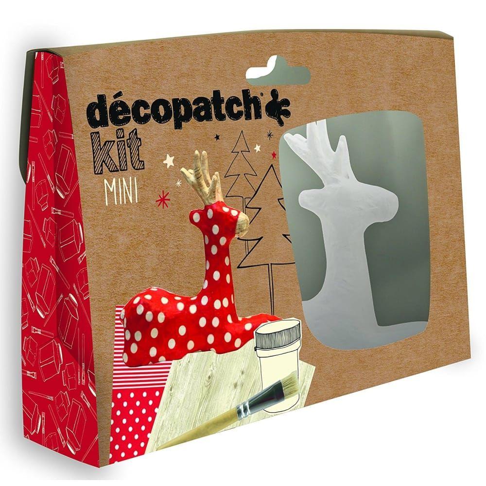 Decopatch Mini Kit - Reindeer