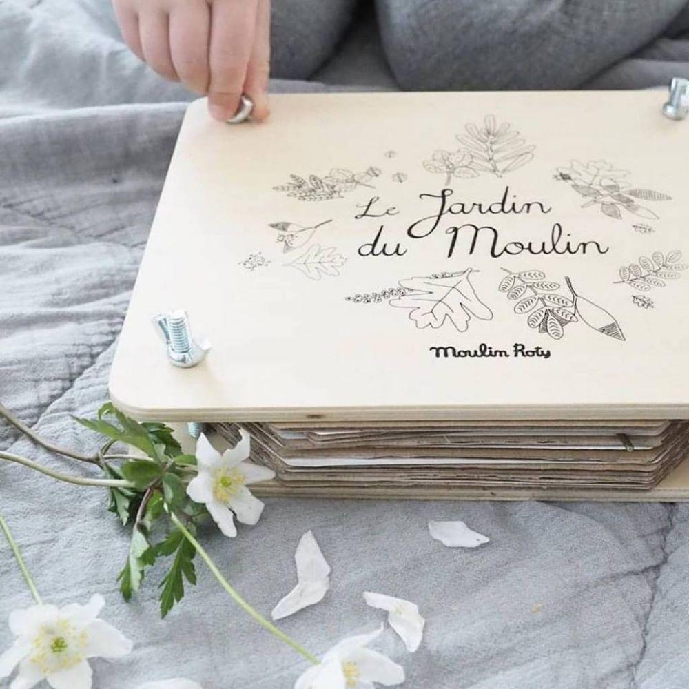 Moulin Roty Flower Press | Presse a Fleurs