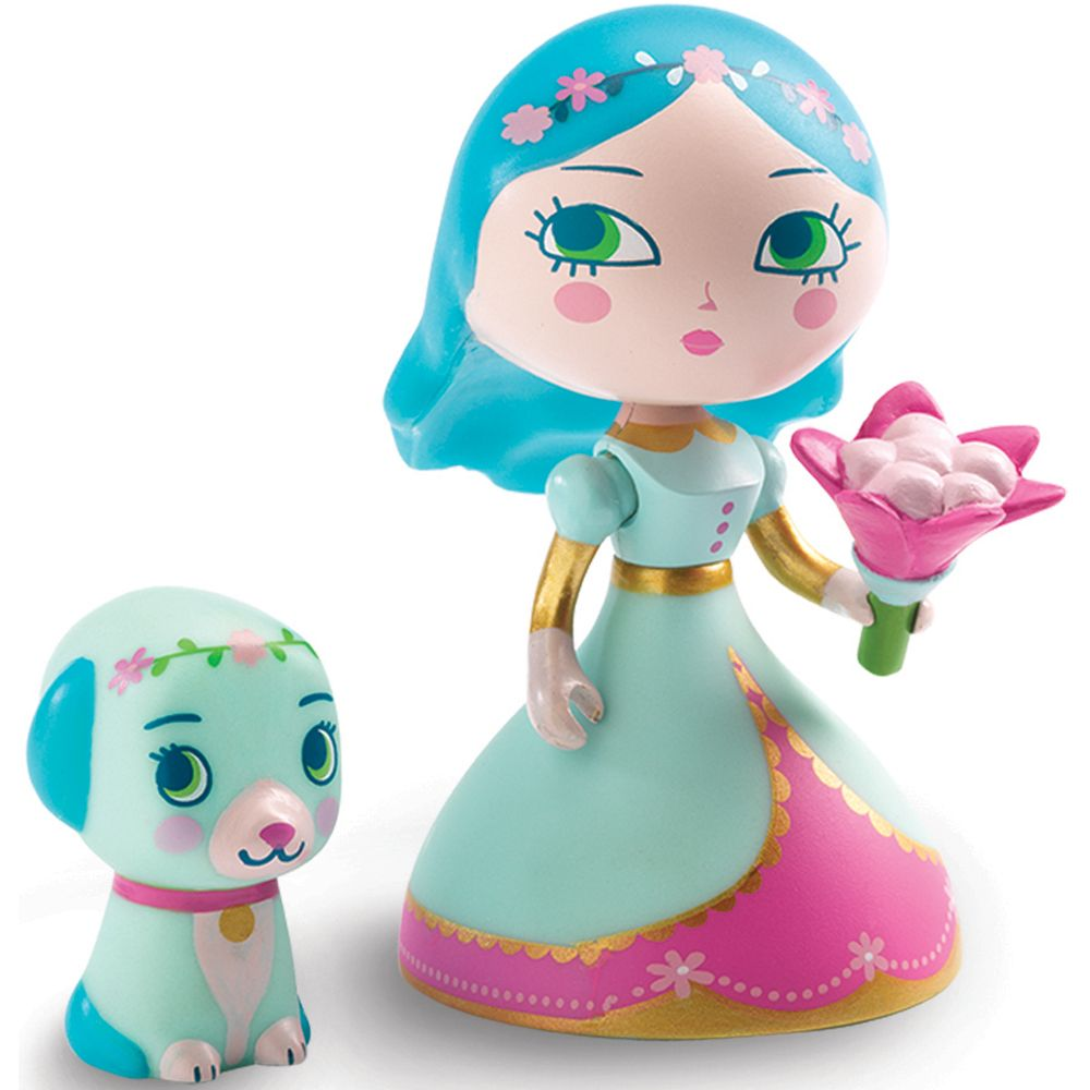 Djeco Arty Toys - Luna and Blue