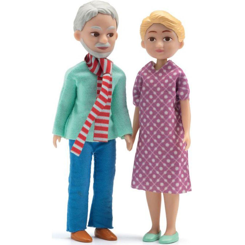Djeco Petit Home - Grandparents