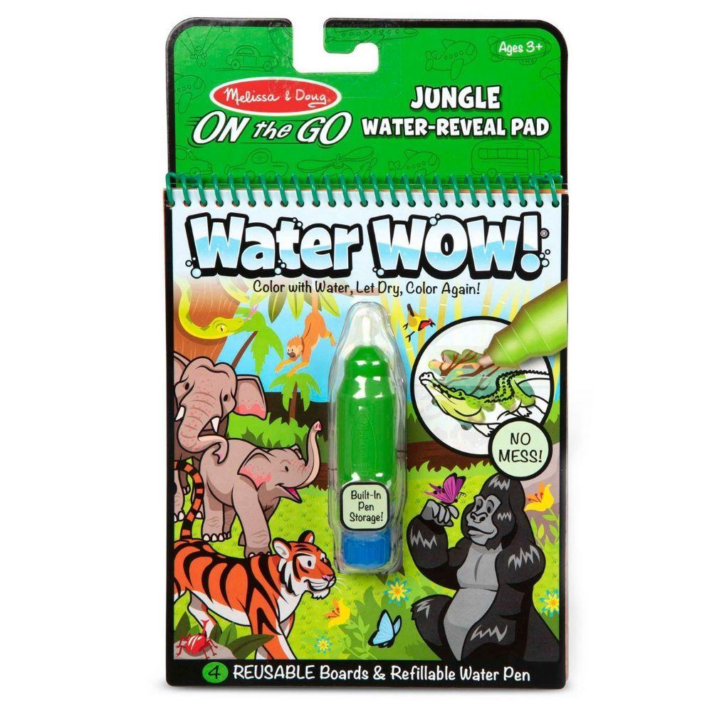 Melissa & Doug - Water Wow - Jungle