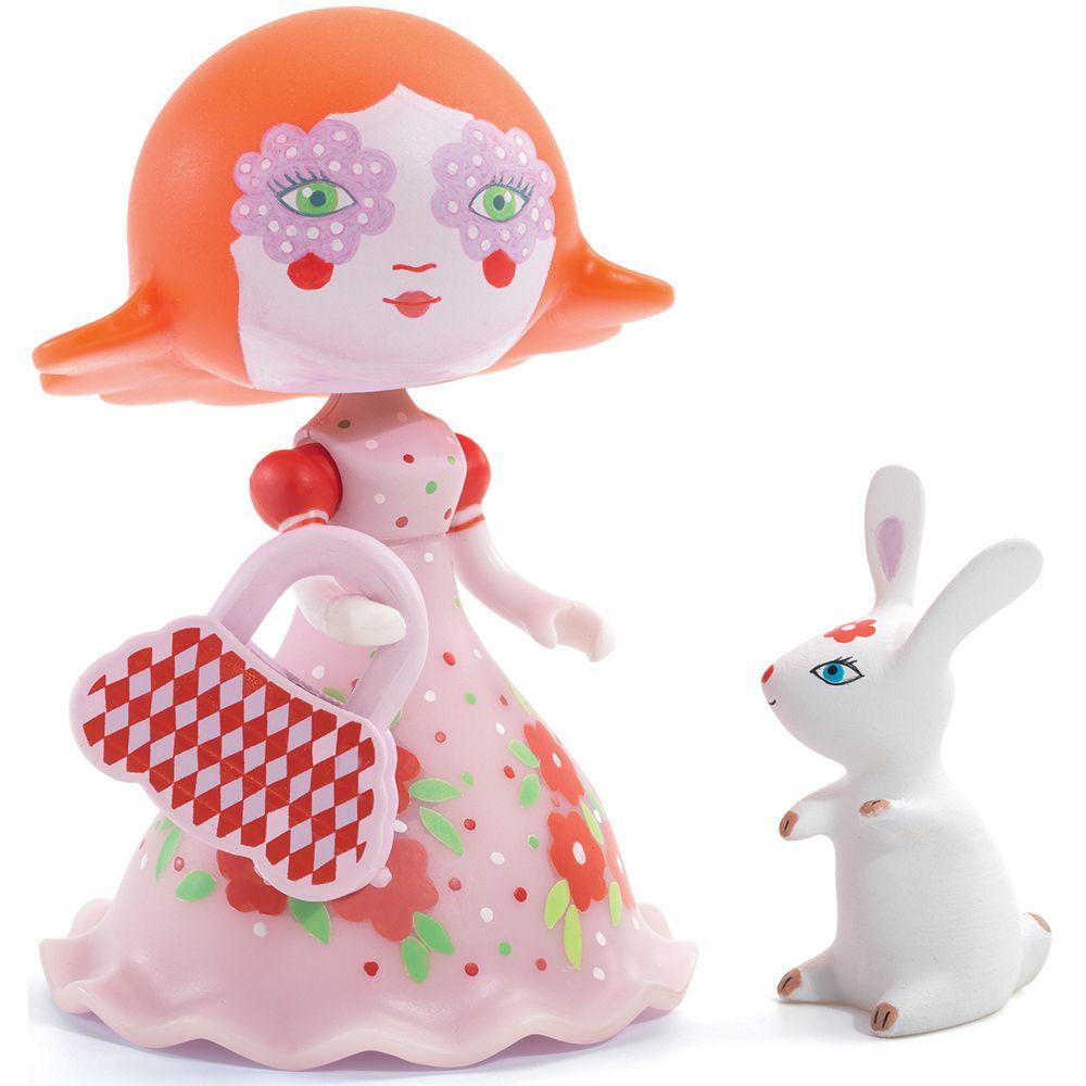 Djeco Arty Toys - Elodia and White