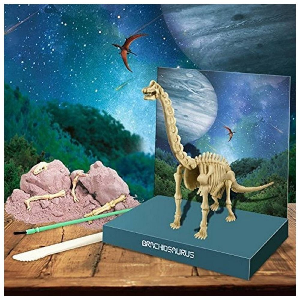 4M Dig a Dinosaur Skeleton - Brachiosaurus 00-03237