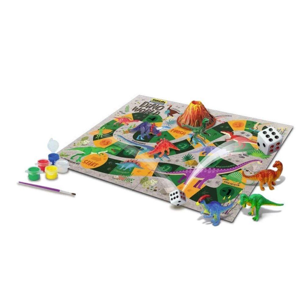 4M Dino World Paint & Play 00-03400