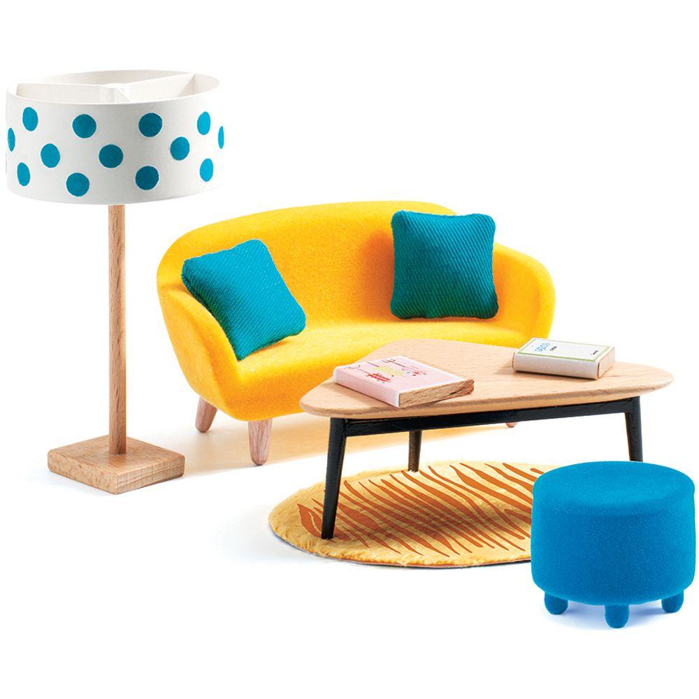 Djeco Petit Home - The Living Room