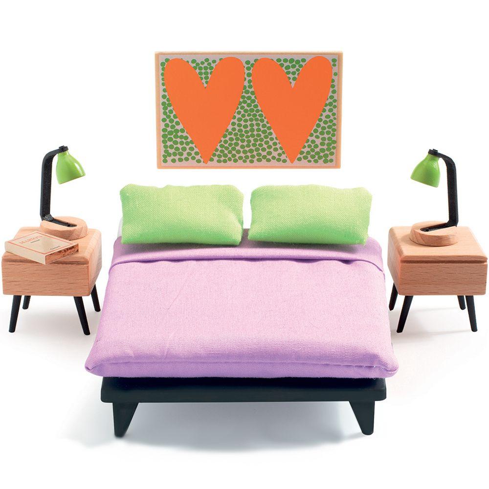 Djeco Petit Home - The Parents' Bedroom