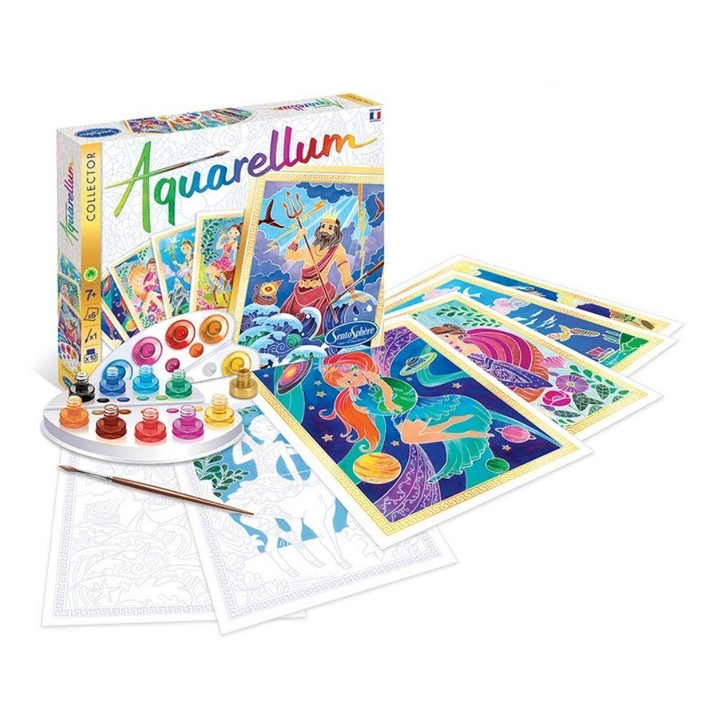 Aquarellum Collector - Mythology 6992