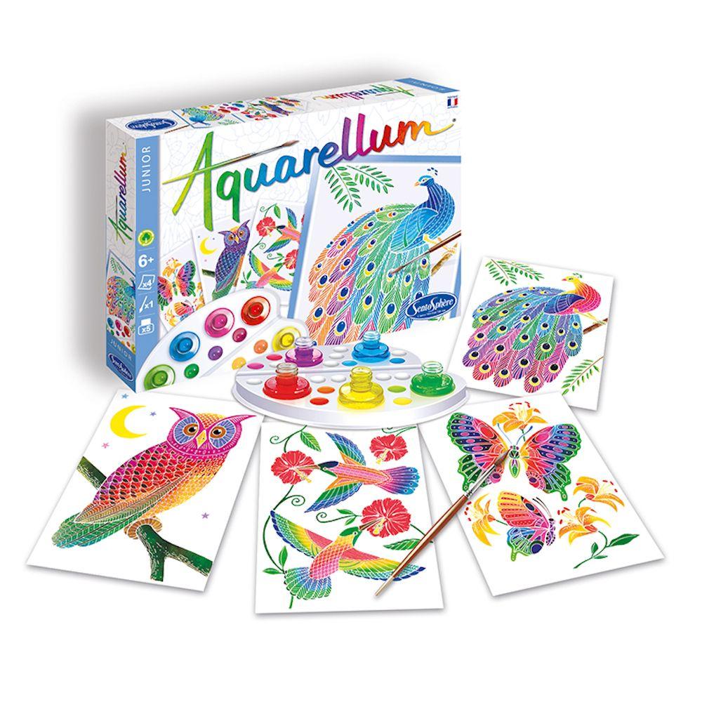 Aquarellum Junior In The Park