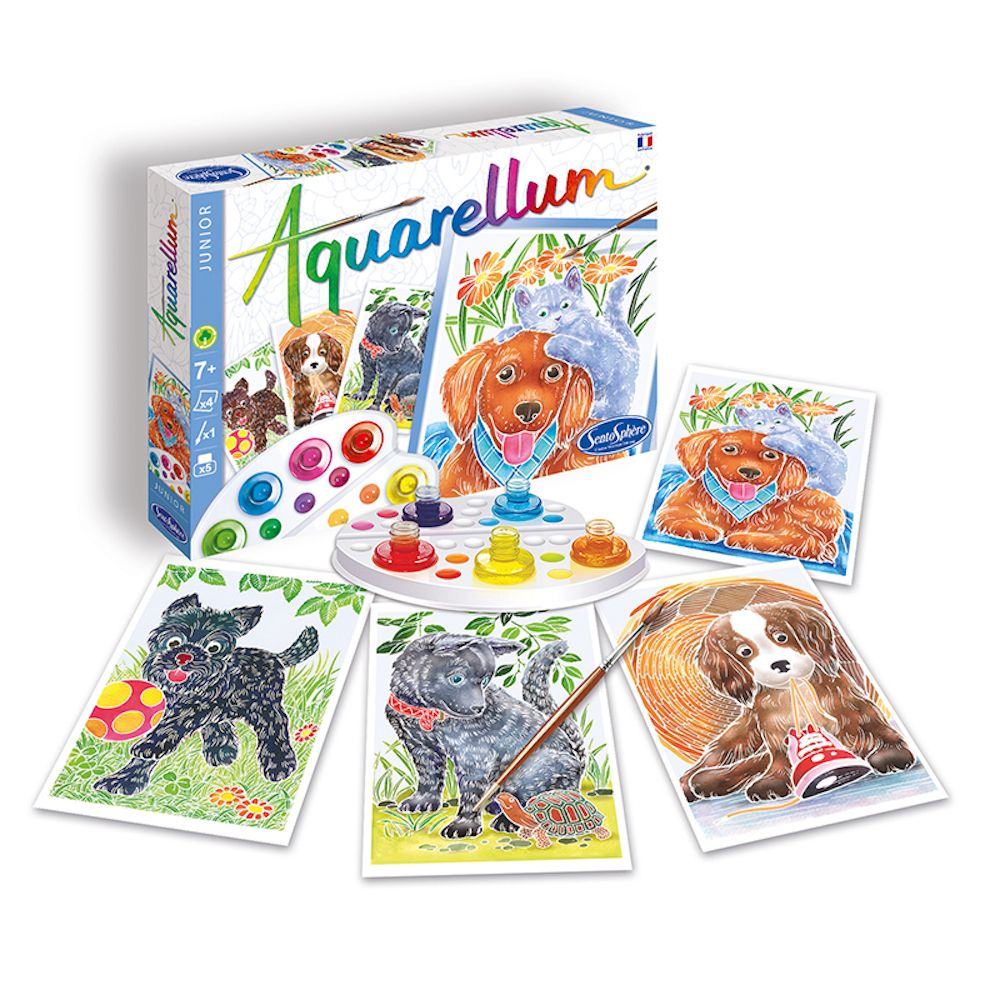 Aquarellum Junior Puppies