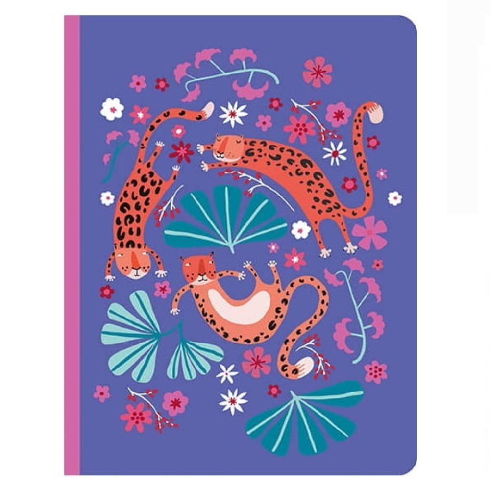 Asa Notebook - Djeco Stationery