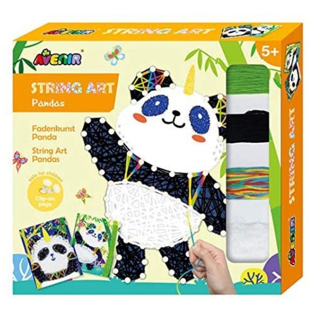 Avenir String Art Kit - Pandas CH191709