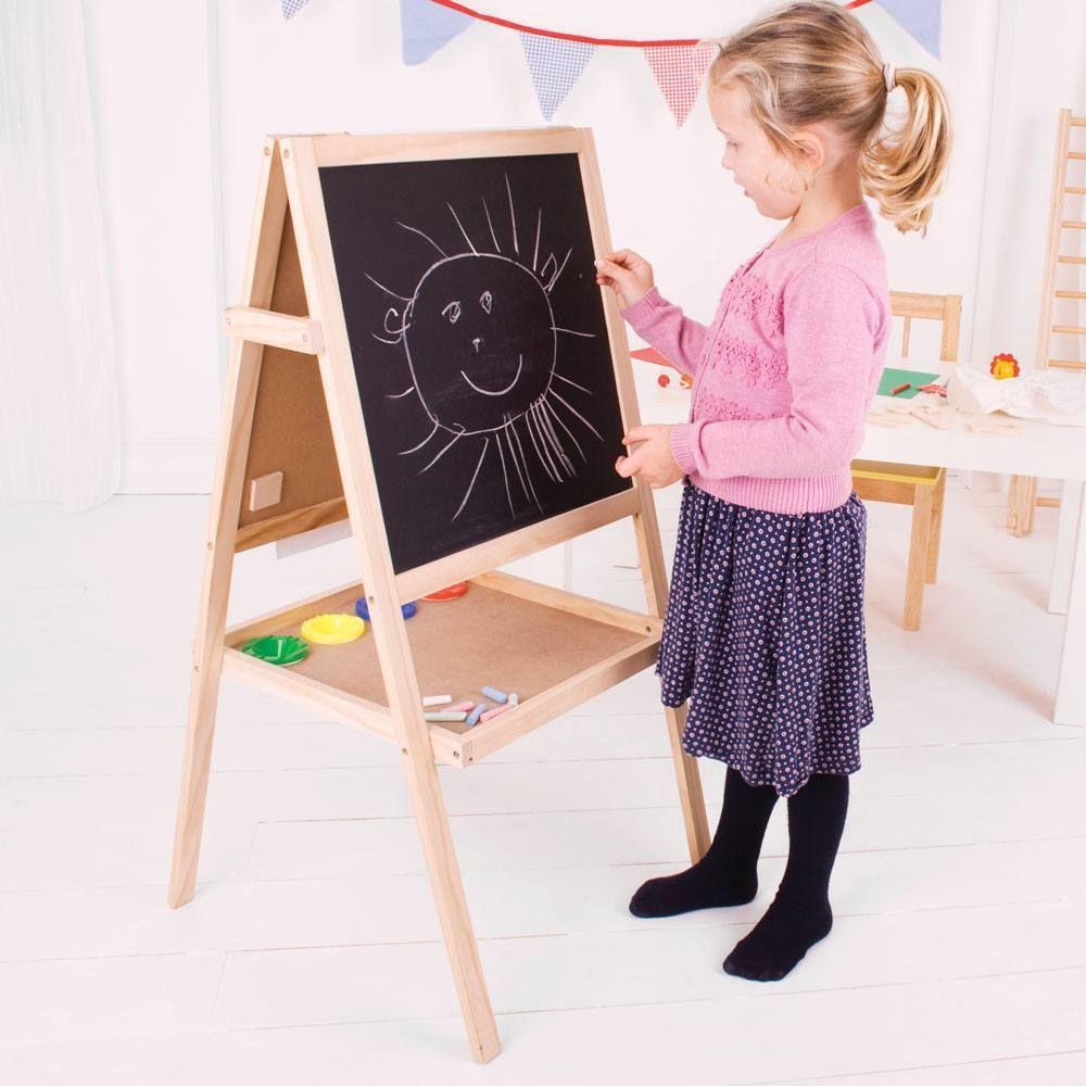Bigjigs Toys Junior Art Easel