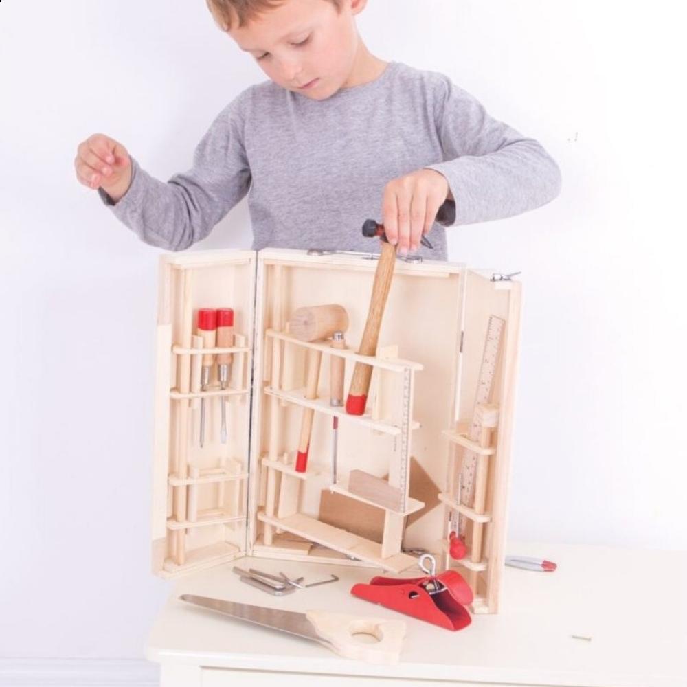 BigJigs Toys Junior Tool Box