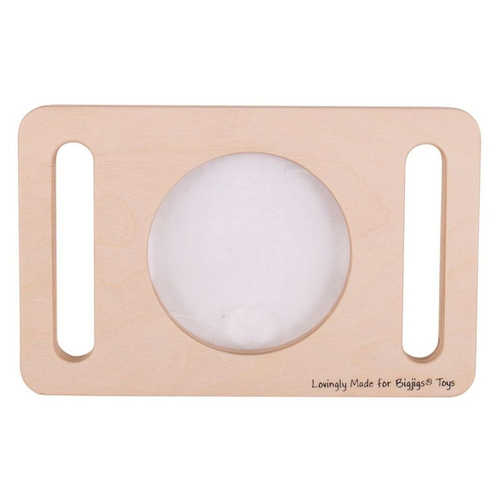 Bigjigs Two Handed Magnifier Glass BJE0023